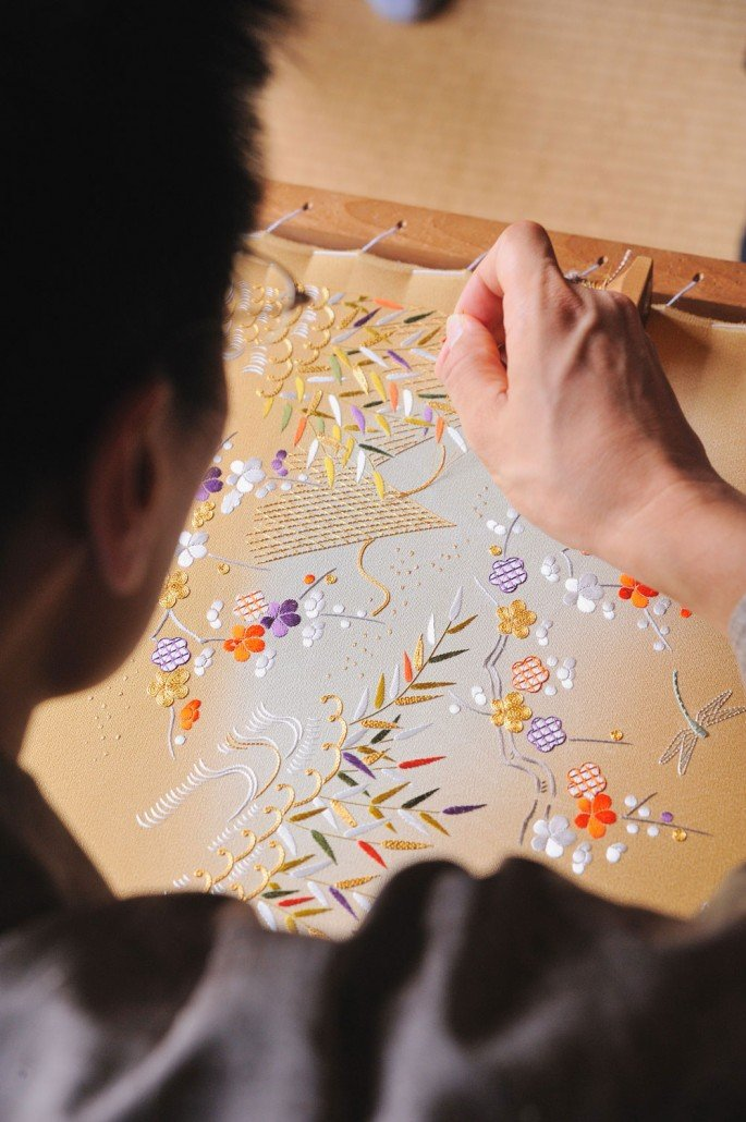 Homepage Japanese Embroidery Center